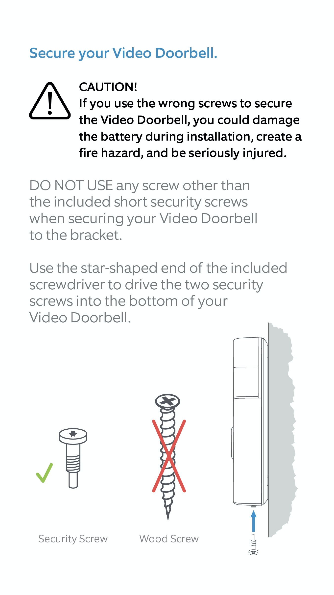 Poprawiona instrukcja montażu Ring Video Doorbell gen. 2 (fot. Ring)