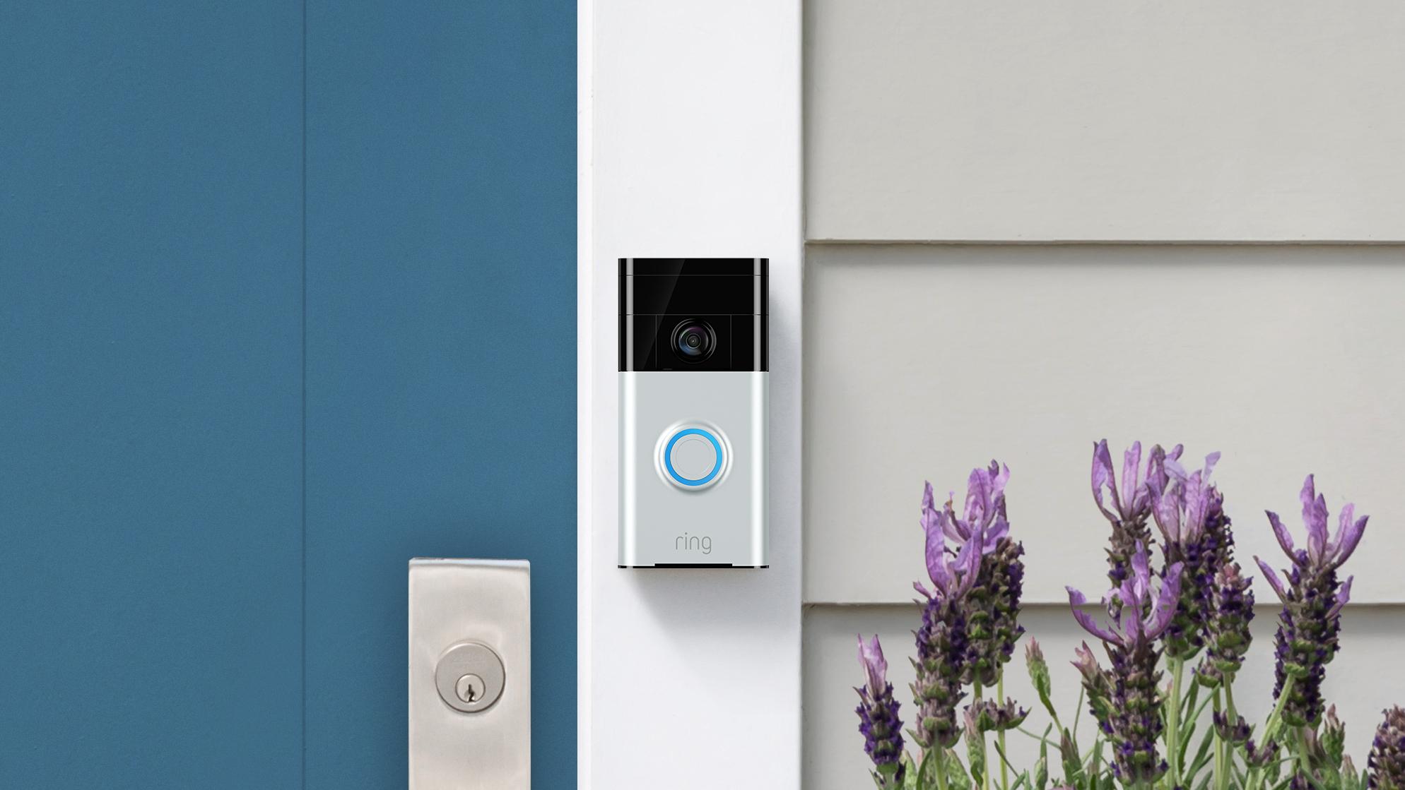 Ring Video Doorbell to naprawdę gorący dzwonek! Uważaj, jak go montujesz