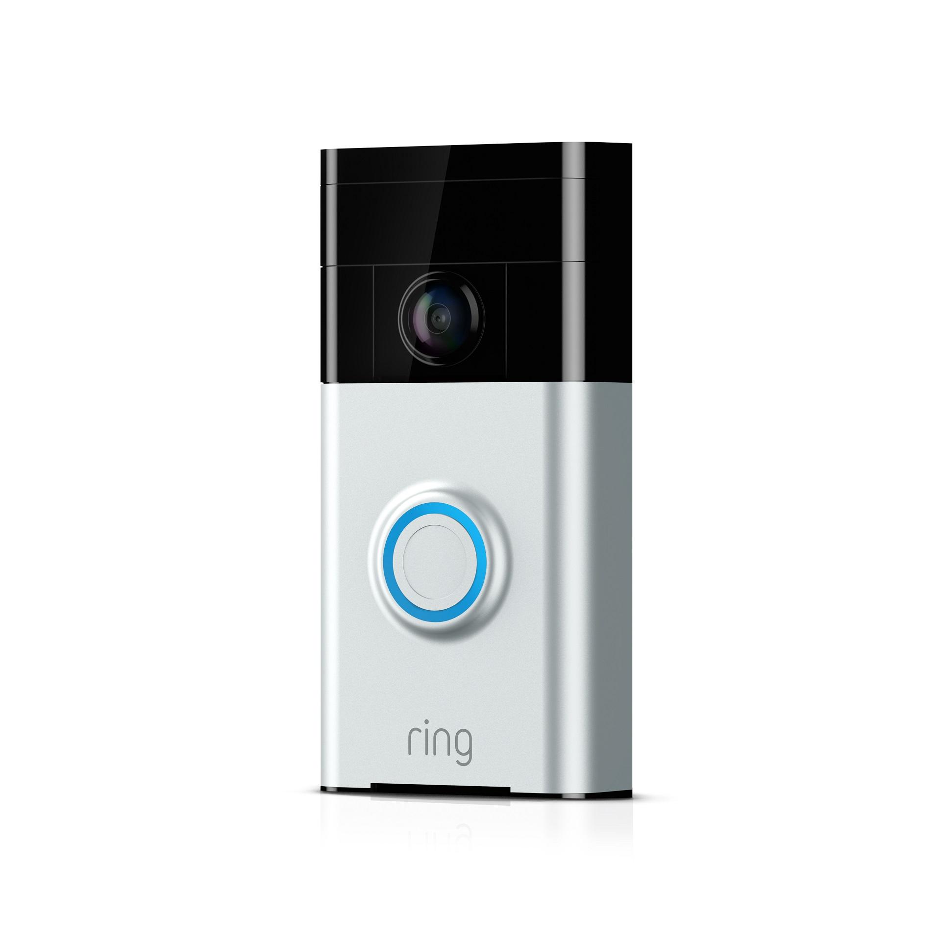 Niektóre urządzenia Ring Video Doorbell gen. 2 problemy z przegrzewaniem się, a nawet mogą spowodować pożar (fot. Ring)