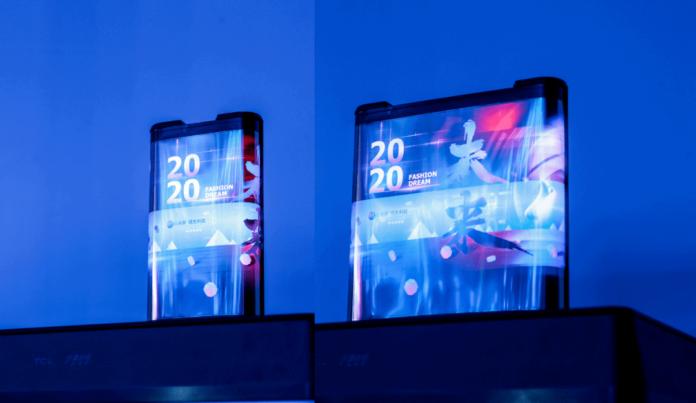 Spójrzcie na to! Zwijany w rulon telewizor OLED od TCL