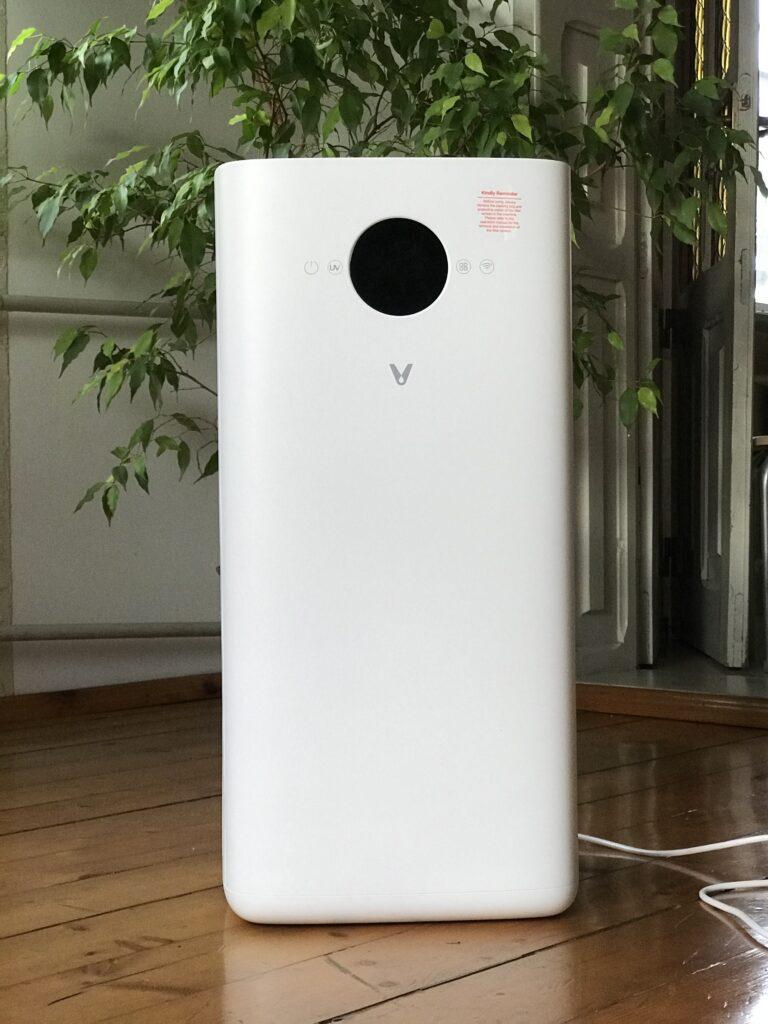 Viomi Smart Air Purifier Pro UV - przód urządzenia