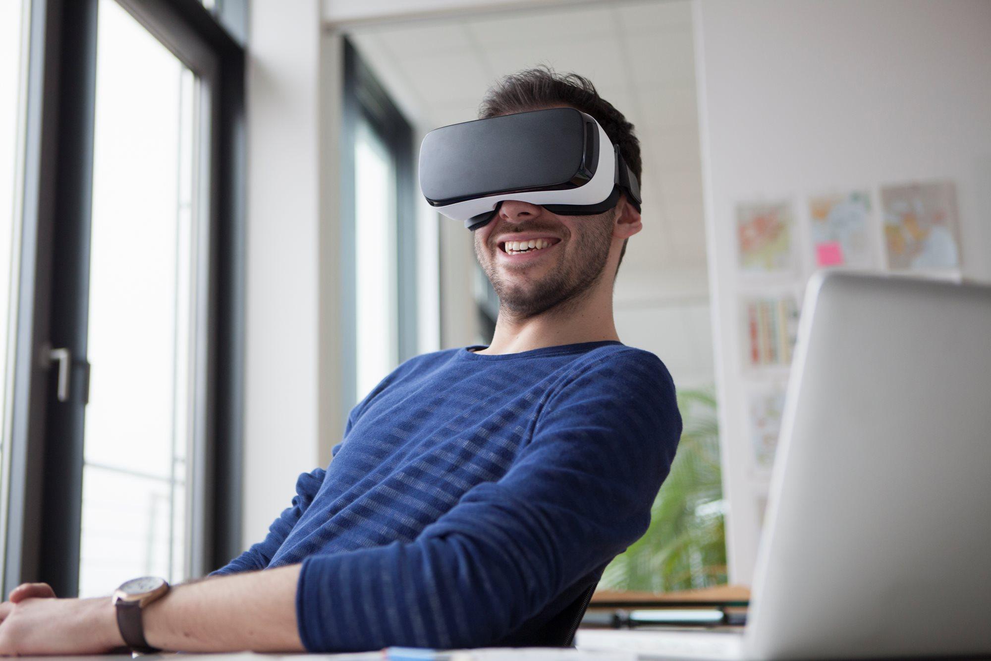 Szkolenie w goglach VR Orange