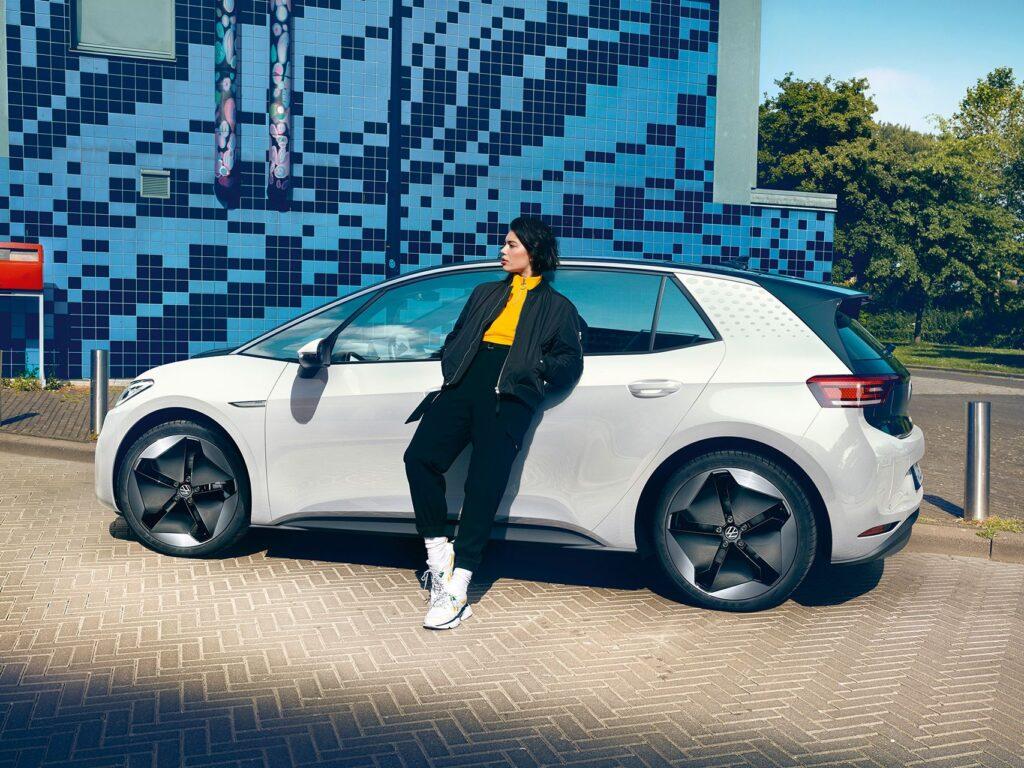 VW ID.3 ma być Golfem elektromobilności