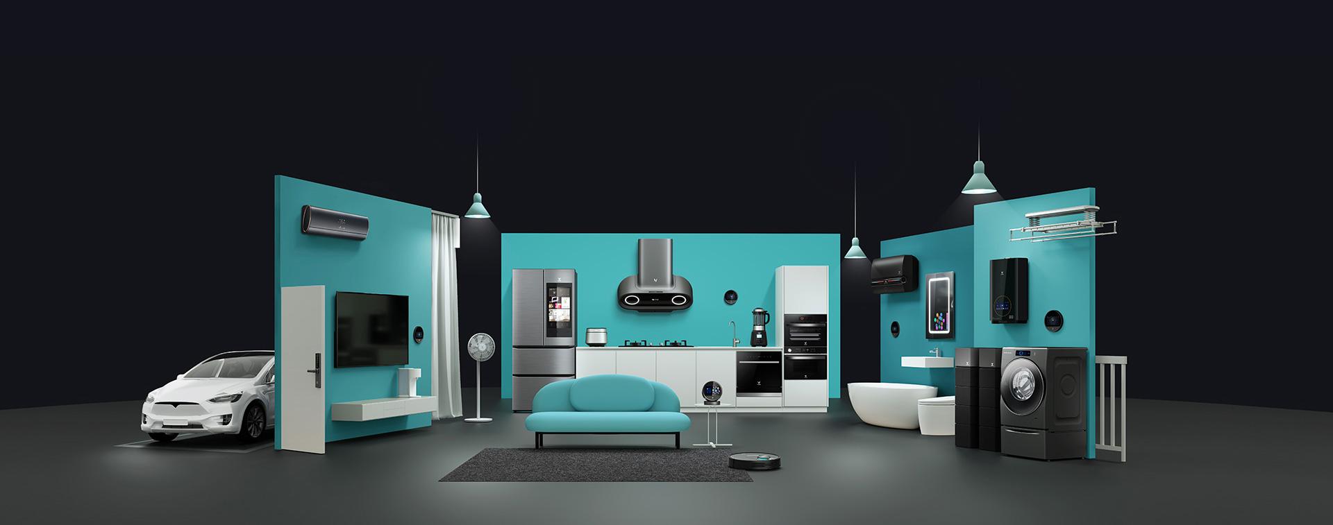 Viomi reklamuje się hasłem IoT@Home