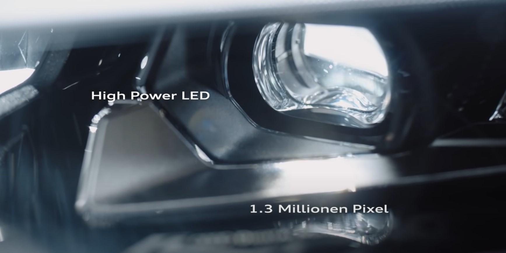 Audi Digital Matrix Light