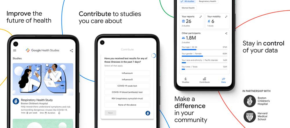 Google zadba o zdrowie użytkowników jeszcze bardziej, z aplikacją Health Studies