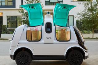 Autonomiczne pojazdy z komercyjnym zastosowaniem w Kalifornii