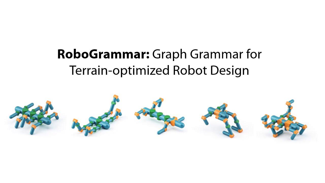RoboGrammar sposobem na szybkie i łatwe tworzenie specjalistycznych robotów