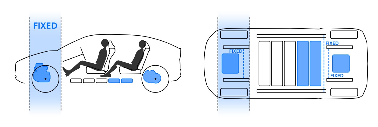 Nowa platforma ma pozwolić na zaprojektowanie każdego samochodu, niezależnie od wymiarów czy jednostki napędowej (fot. Toyota)