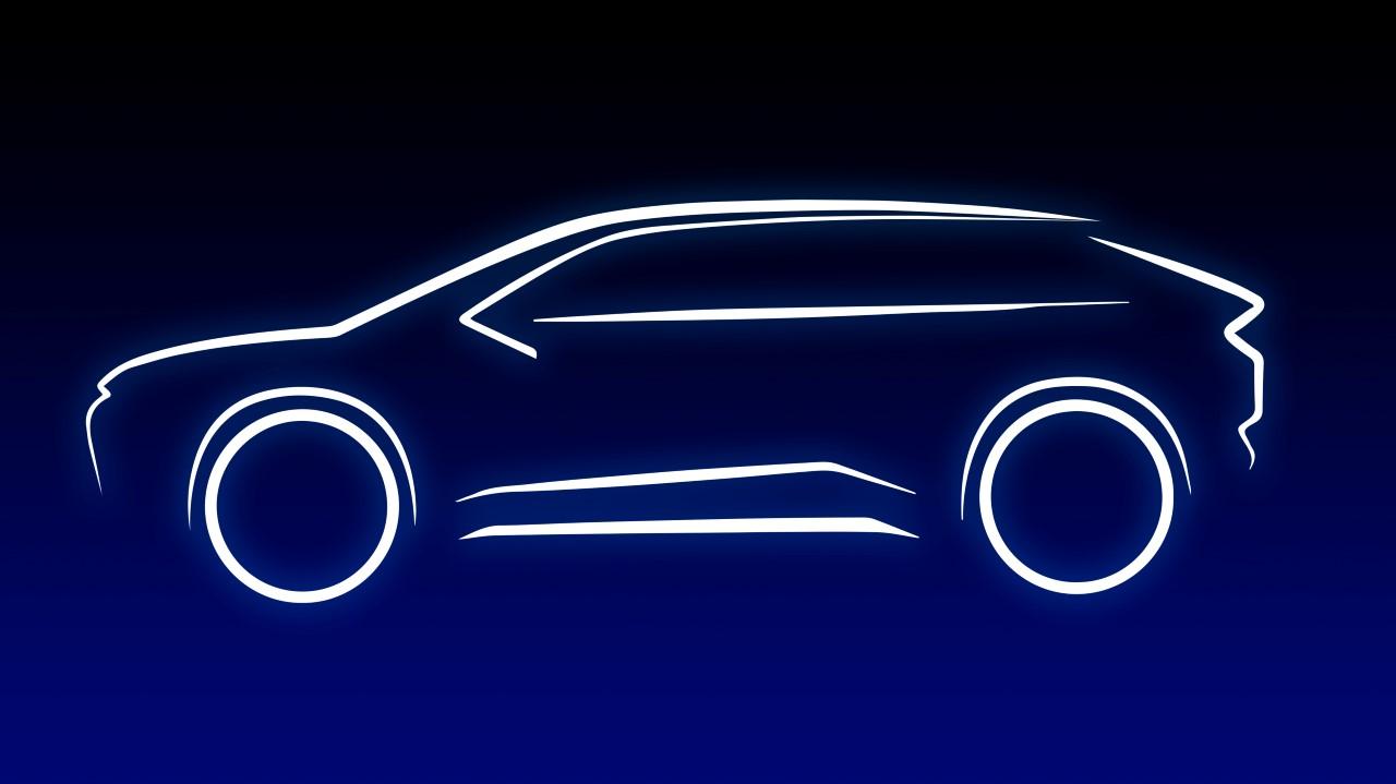 Nadchodzi najnowszy SUV Toyoty, bazujący na platformie e-TNGA