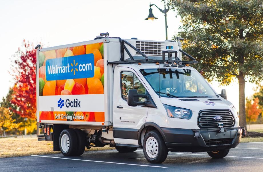 Walmart użyje autonomicznych ciężarówek do dostaw towaru już w 2021 roku