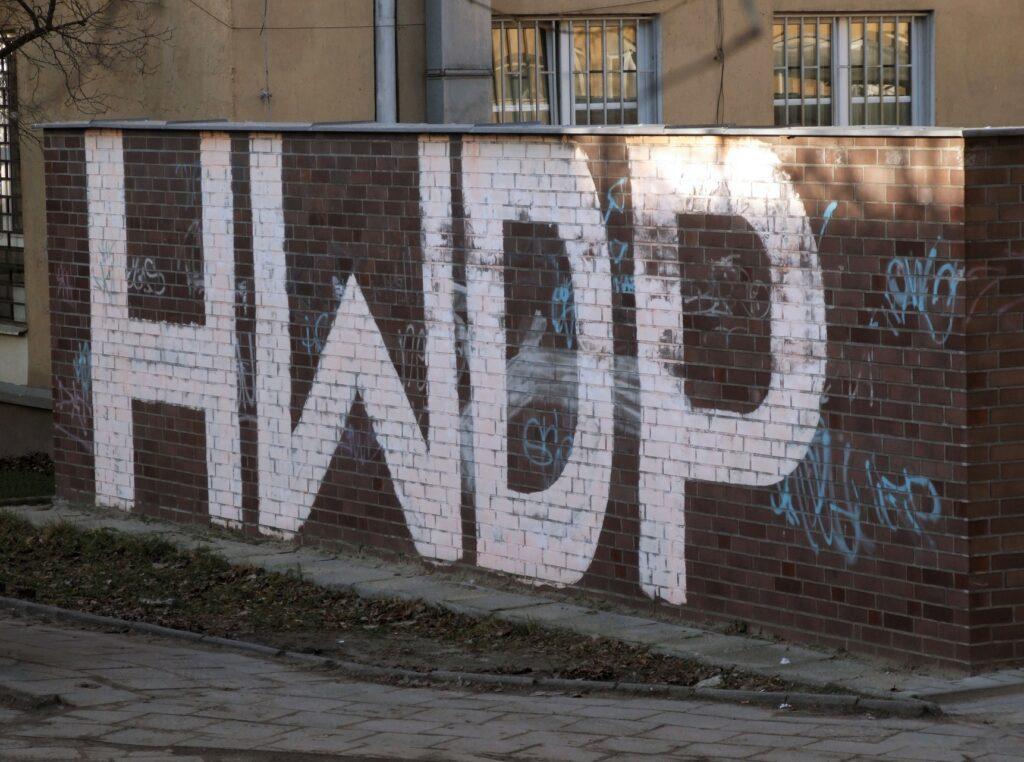 HWDP to znany obraźliwy skrót