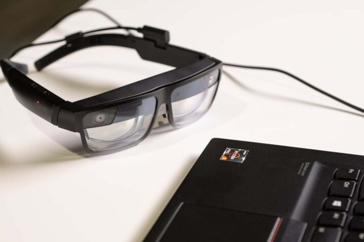 Lenovo ThinkReality A3 (fot. Lenovo)