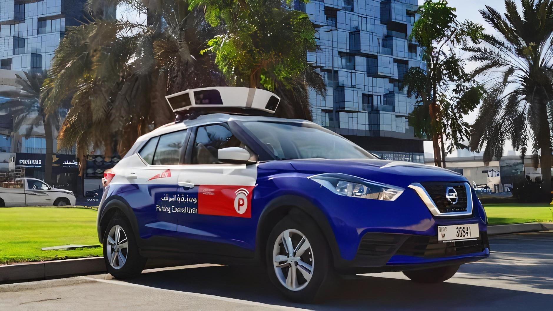 Sztuczna Inteligencja (AI) pomoże w monitorowaniu parkingów w Dubaju