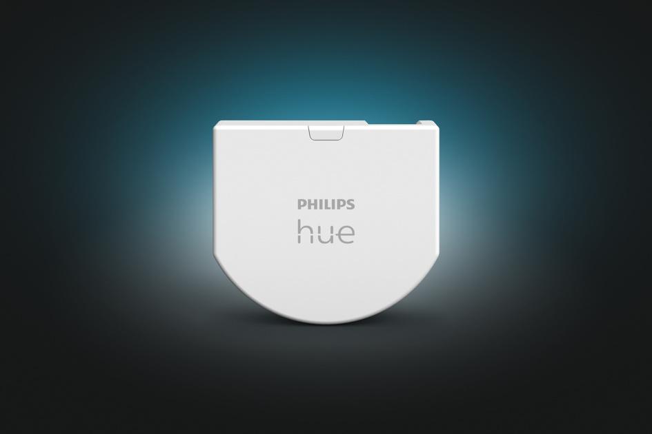 Najnowszy produkt Philips Hue zmieni każdy włącznik w inteligentny przycisk