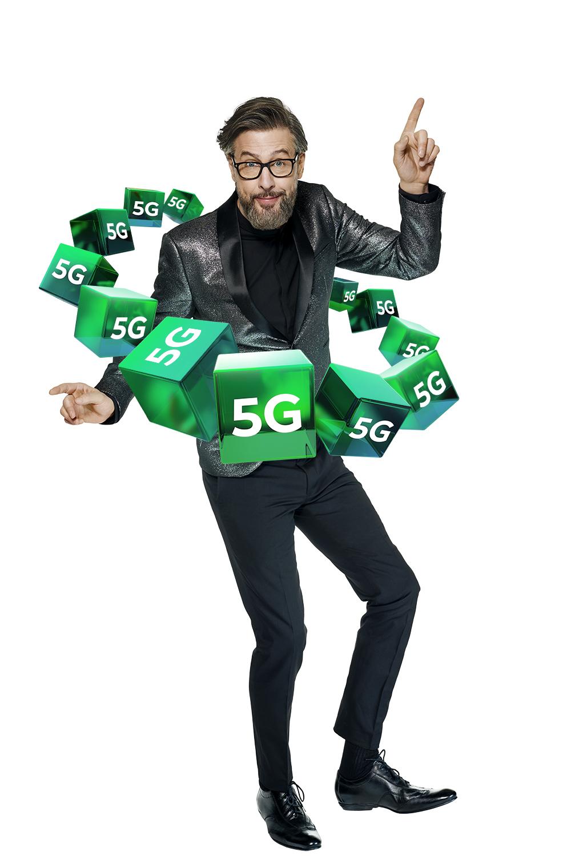 Plus wprowadza taryfy dedykowane 5G - jeszcze więcej internetu, nielimitowane połączenia i SMSy w standardzie