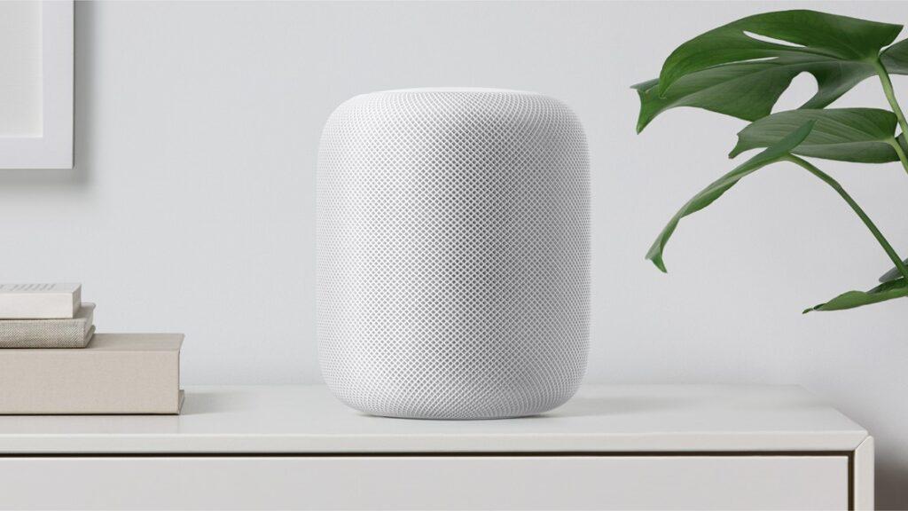HomePod może zyskać na atrakcyjności dzięki nowym patentom
