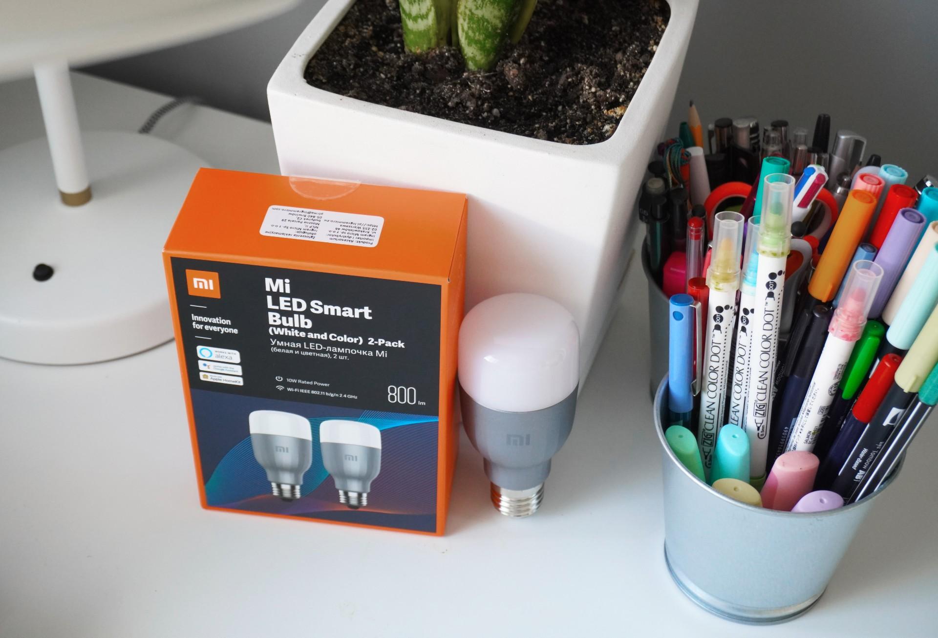 Xiaomi Mi LED Smart Bulb