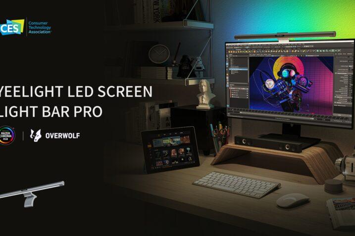 Yeelight LED Screen Light Bar Pro