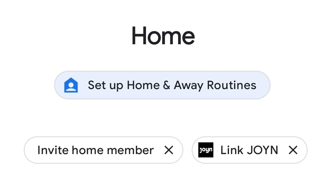 Google Home podpowie Ci jakie aplikacje zainstalować, aby cieszyć się w pełni ze swojego urządzenia (fot. via AndroidPolice)