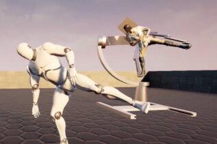 Poznajcie Holotron - egzoszkielet, który zmieni postrzeganie VR