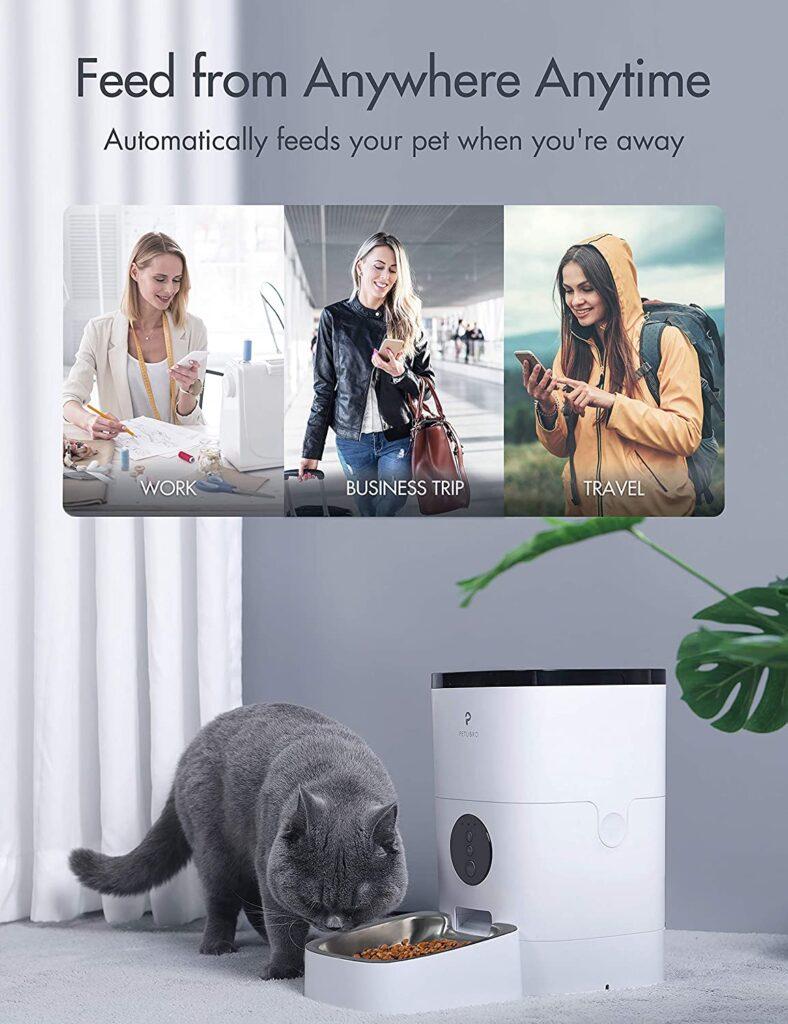 Nowy podajnik karmy dla zwierząt od Petlibro już w sprzedaży