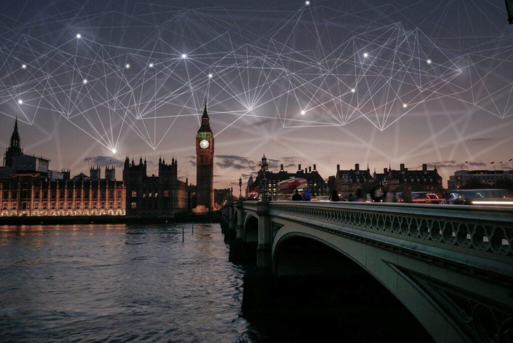 Wielka Brytania z ogólnokrajową siecią dla urządzeń IoT