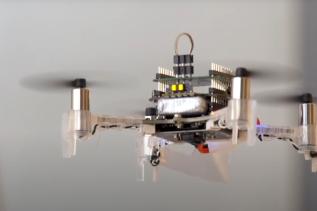 Ćmy przyczyniły się do powstania drona wyposażonego w sztuczny węch