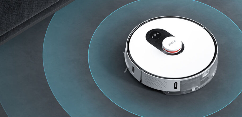 Xiaomi Roidmi Self-Collecing Robot Vacuum