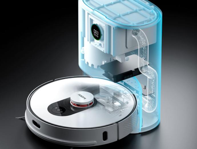 Xiaomi Roidmi Self-Collecing Robot Vacuum