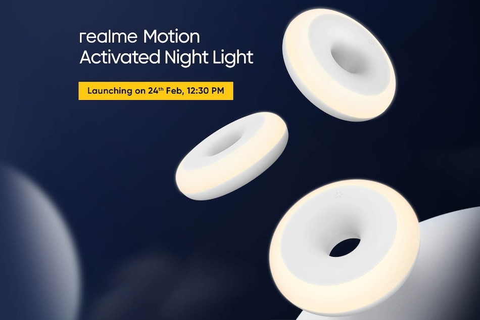Realme Motion Activated Night Light