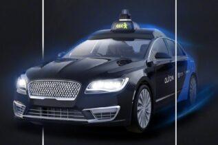 autonomiczna taksówka