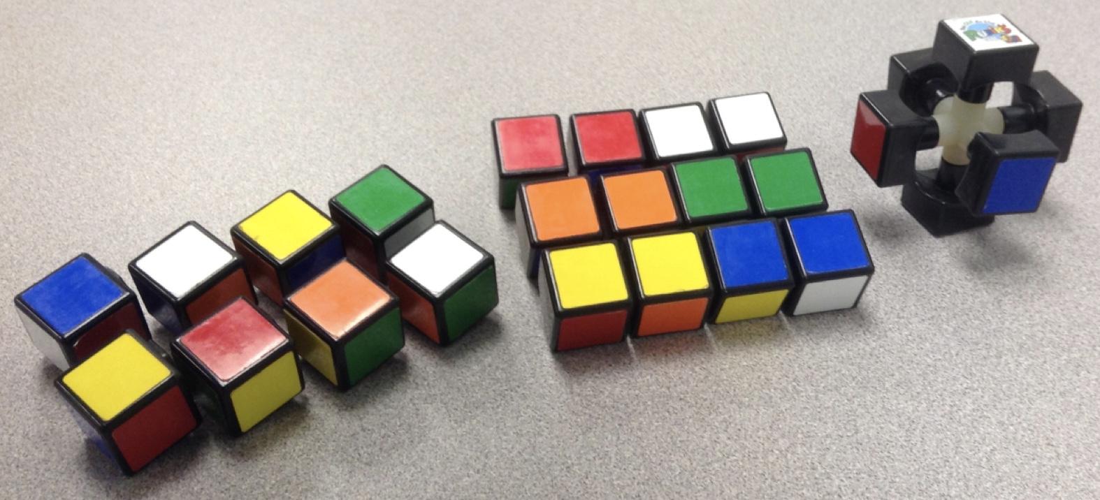 Nie potrafisz rozwiązywać kostki Rubika? Jej wersja z Bluetooth na pewno pomoże