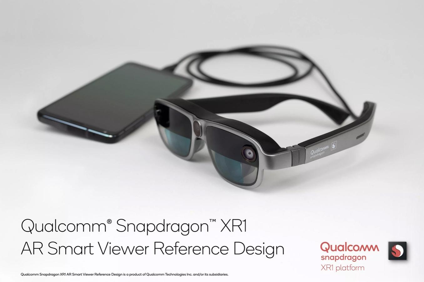 Qualcomm planuje rozwój okularów AR w najbliższym czasie. Spodziewajmy się naprawdę ciekawych modeli