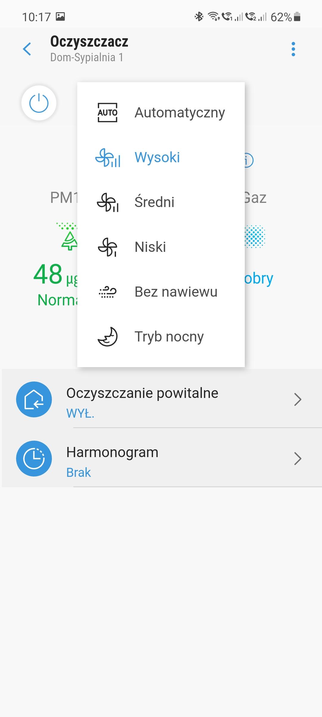 Niestraszna mu polska zima - oczyszczacz powietrza Samsung AX47R9080SS (recenzja)
