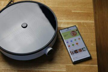 Xiaomi Mi Induction Cooker / fot. Kacper Żarski (oiot.pl)