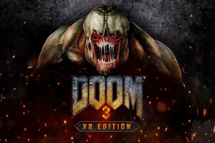 Doom 3 VR Edition na PlayStation VR