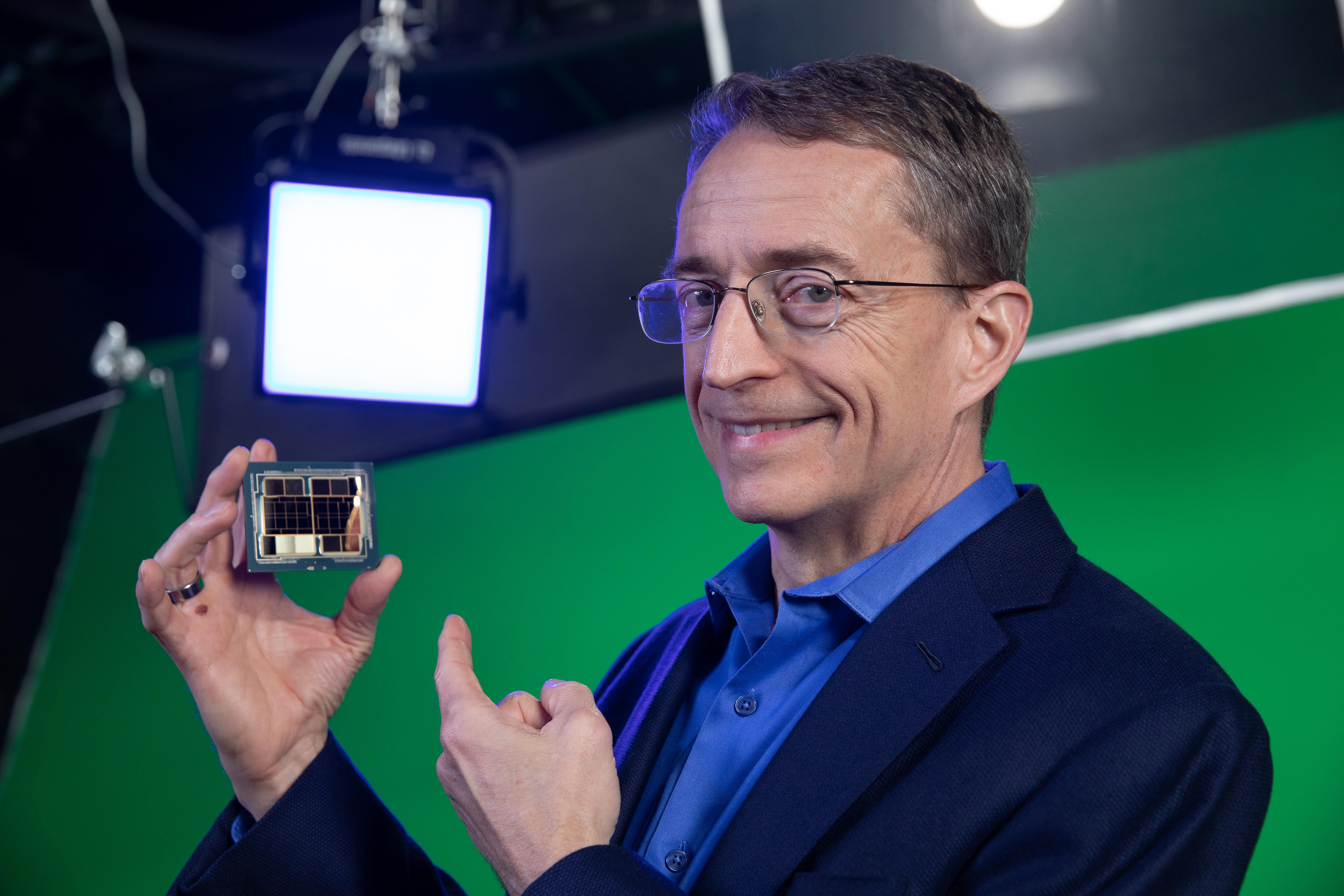 Pat Gelsinger fot. Intel