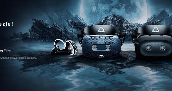 Wielkanoc w wirtualnej rzeczywistości? Dzięki promocji HTC taniej, niż zazwyczaj!