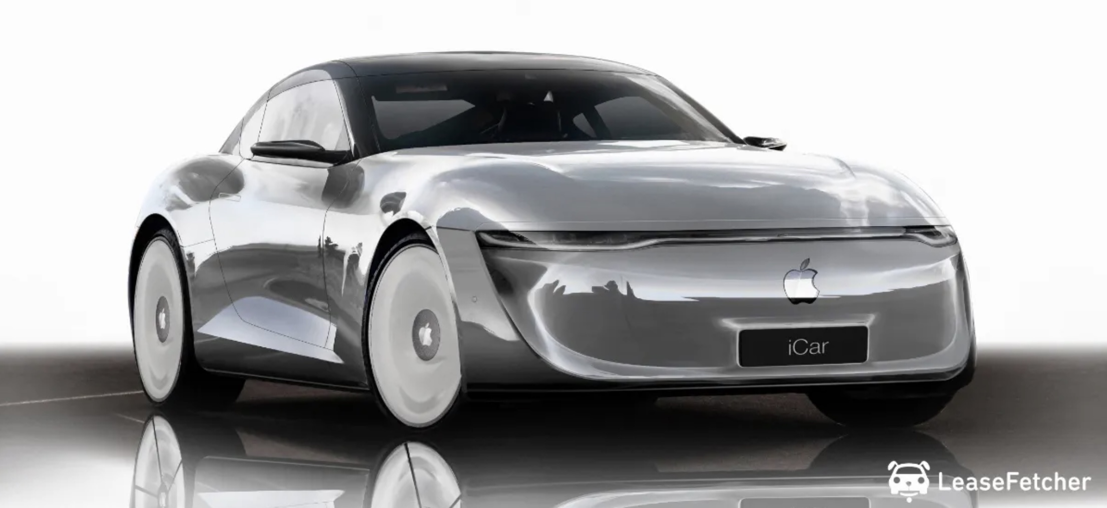 Apple Car fot. Lease Fetcher