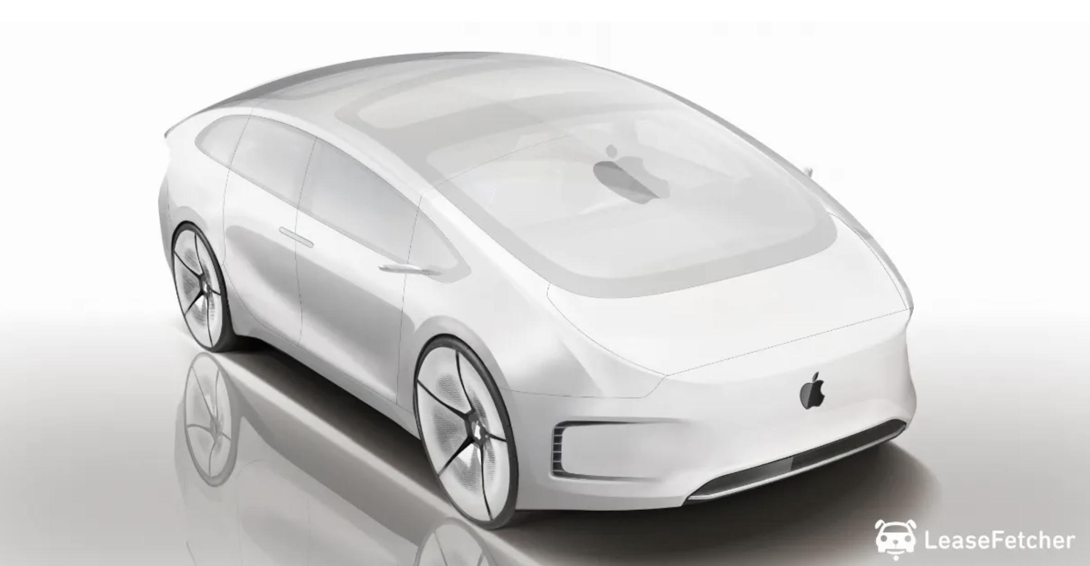 Apple Car będzie wyglądał jak Fiat 126p kolejnej generacji? Rzućcie okiem na te szkice!