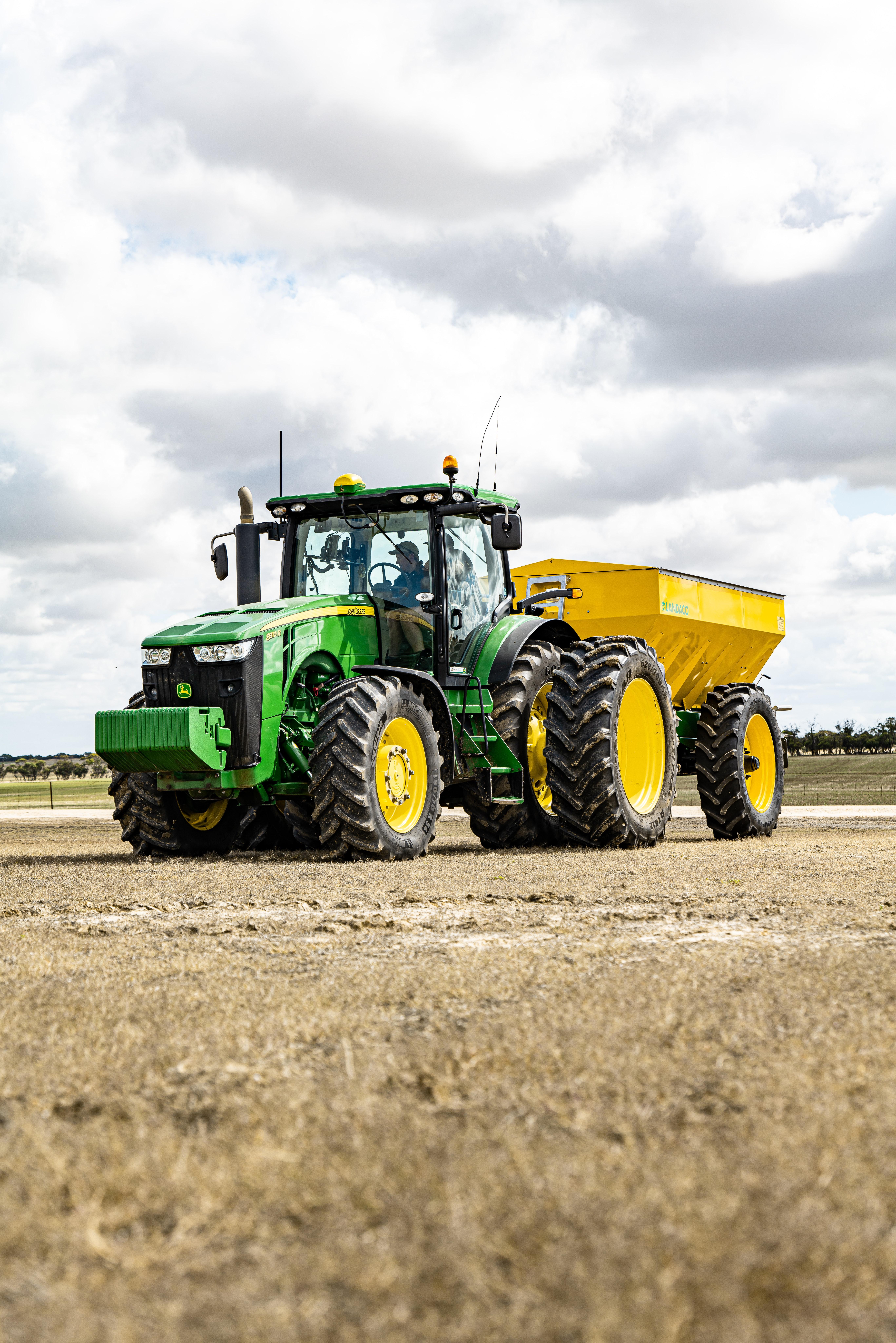 Rolnictwo precyzyjne ze znaczącym wzrostem popularności. Przyszłość w rękach lokalnych dystrybutorów