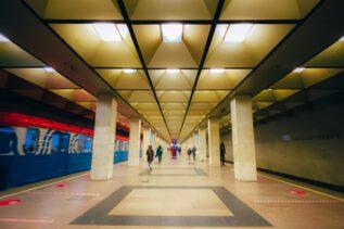 Face Pay - płatność twarzą w moskiewskim metrze jeszcze w 2021 roku