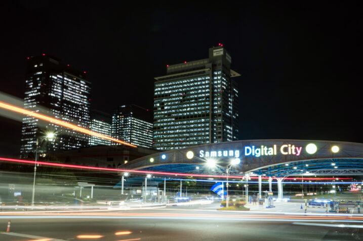 Samsung pobił kolejny rekord prędkości 5G. I to zwykłym smartfonem!