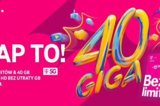 5G od T-Mobile teraz także dla klientów na kartę. Nowy pakiet i więcej gigabajtów do wykorzystania