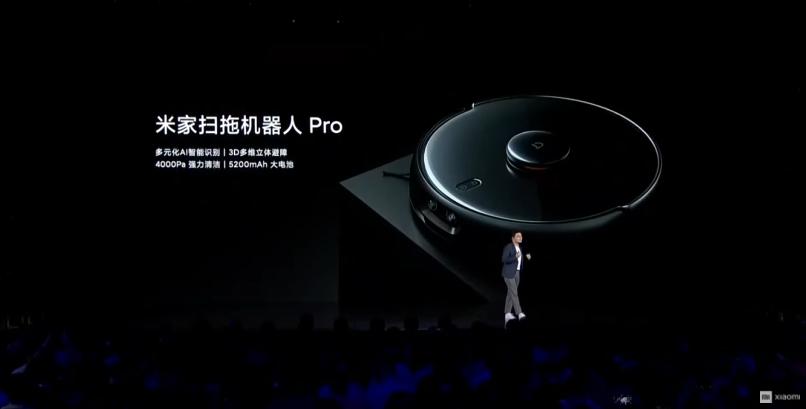 Xiaomi zaprezentowało odkurzacz, dla którego kable i pozostawione przedmioty to nie problem