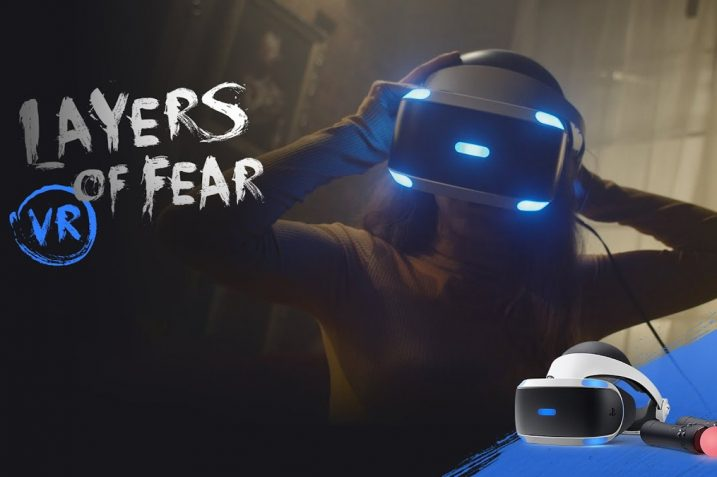 Layers of Fear VR PlayStation VR