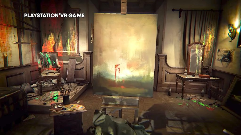 Layers of Fear VR PlayStation VR (3)