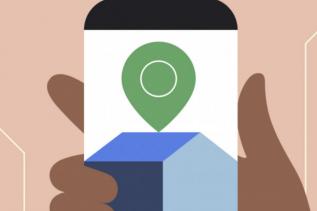 Obrazek przedstawia grafikę koncepcyjną do omawianej funkcji aplikacji Google Home.