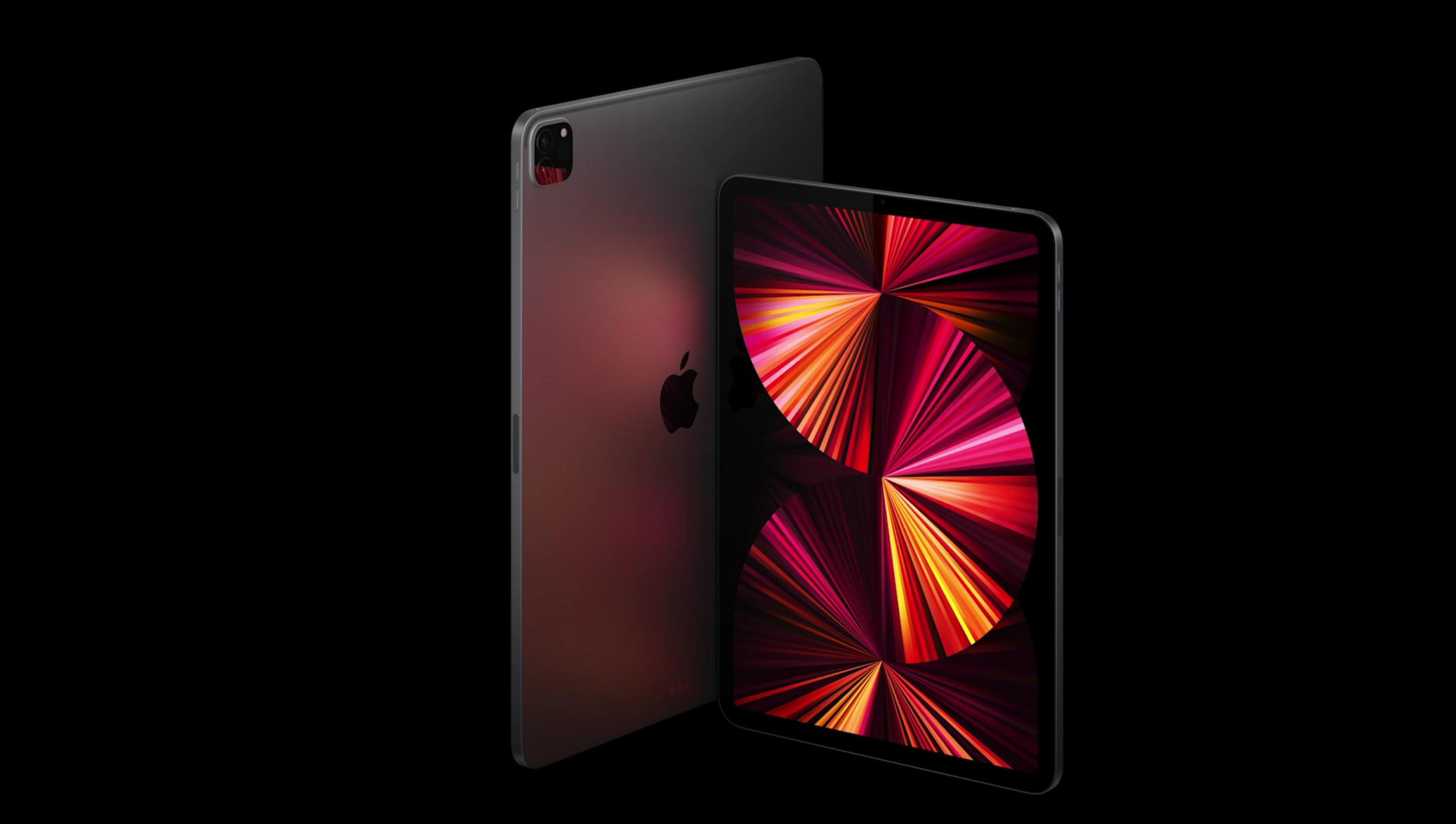 Center Stage w nowym iPadzie Pro - potęga uczenia maszynowego w codziennych zastosowaniach